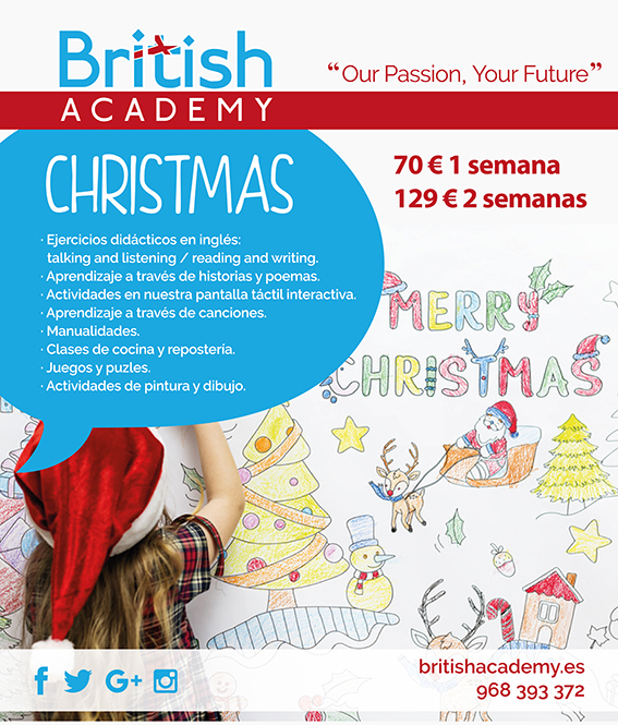 Christmas Camp en BritishAcademy