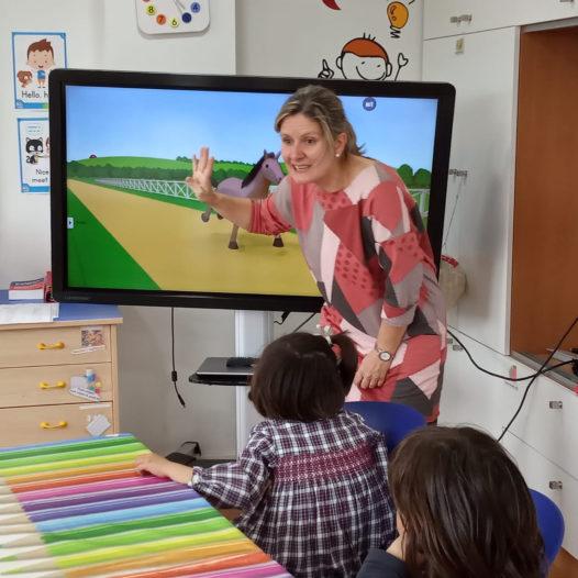 Ideas para incorporar el inglés al día a día de tus hijos